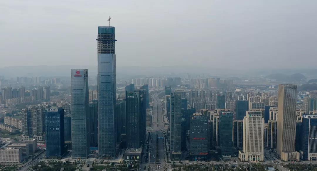 贵阳金融X中心以商务垂范敬献城市精英-中国网地产