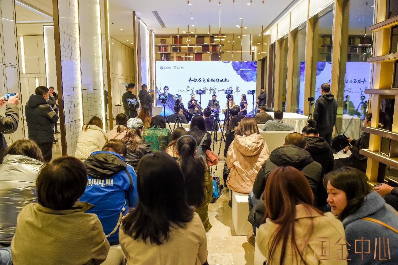 繪就城市藝術領空|逸美美術館開館一週年-中國網地産