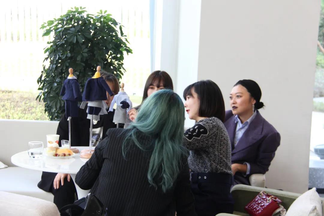 贵阳通号云璟台举办职业女性时尚穿搭沙龙交流会-中国网地产