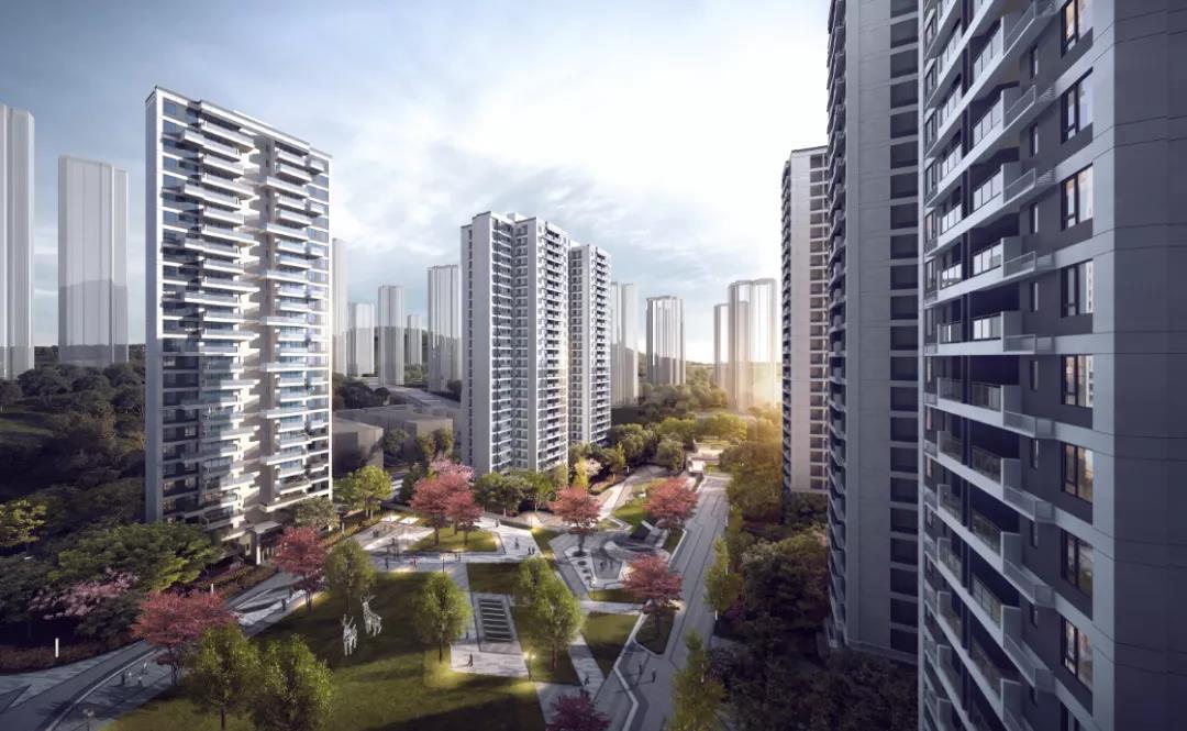 贵阳金科茶马壹号建面约110-199㎡生态大作首开在即-中国网地产