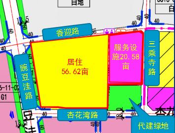方遠集團以總價5.69億元競得蜀山區SS202007號地塊-中國網地産