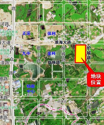 金輝以總價9.09億競得新站高新區XZ202006號地塊-中國網地産