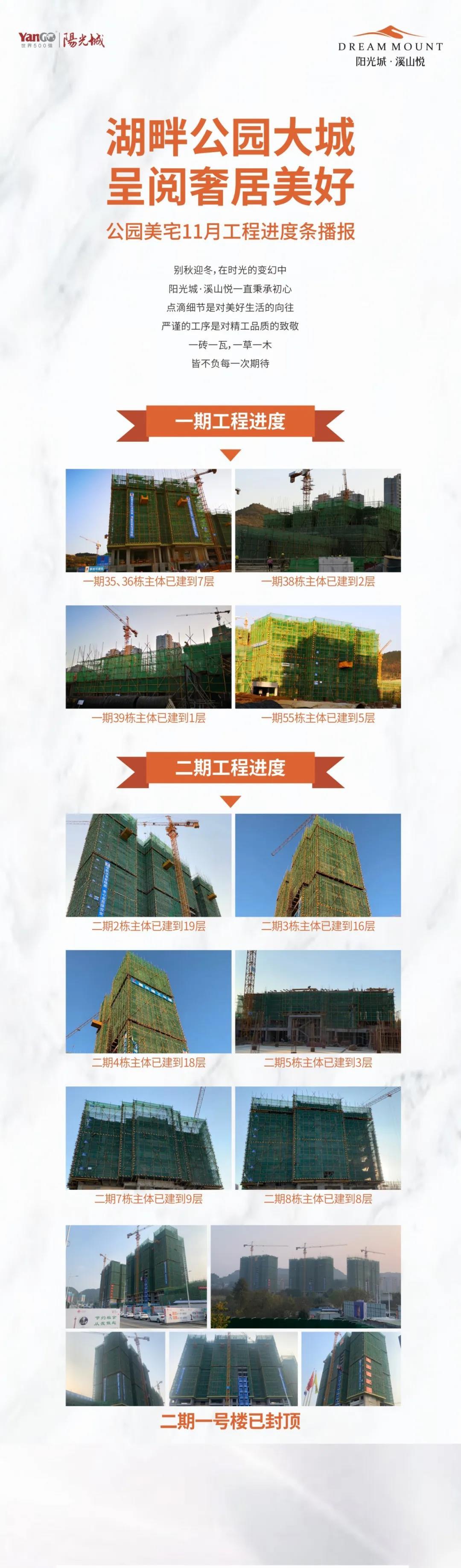 遵义阳光城溪山悦 十一月家书-中国网地产