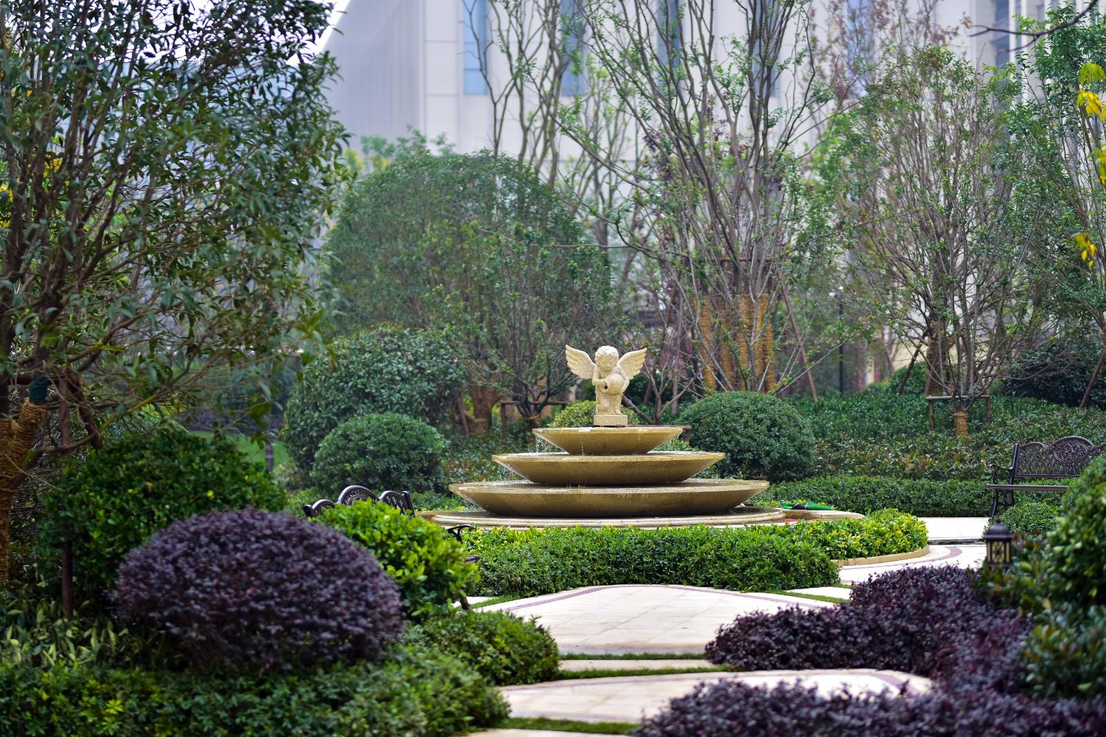 信达公园里——铸就理想丰碑-中国网地产