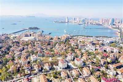 青岛加速历史城区保护改造 推动城市更新行动-中国网地产