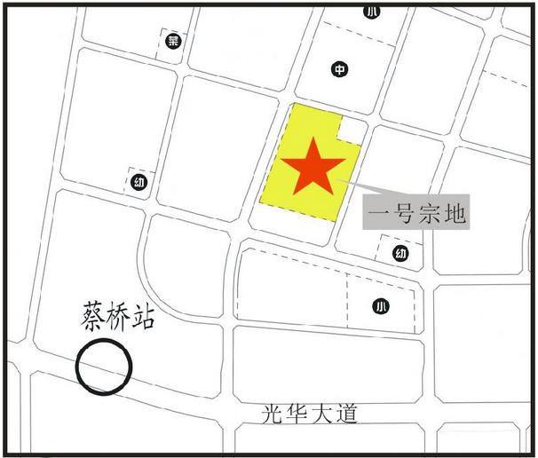 建发15.9亿元竞得成都市青羊区一宗商住用地 溢价率14.17%-中国网地产