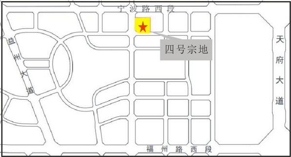 成都市28.7亿元出让5宗商服用地 成都轨道交通25.32亿元摘得2宗-中国网地产