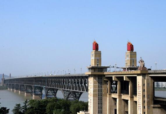 目前南京长江大桥封闭大修工程进入工程可行性研究阶