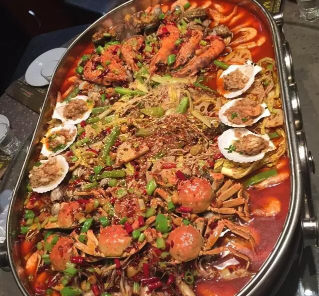 海鲜大咖来了!碧桂园周末海鲜盛宴等你来
