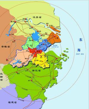 长三角包括哪些城市_长三角地区包括哪些城市?_长三角地区包括哪些城市