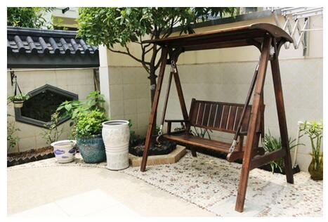 院子裝修效果圖 在家享受庭院樂趣