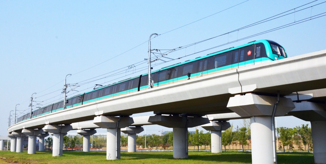 南京地铁S1号线-碧桂园 S1秦淮世家 大学城内地铁口的家图片