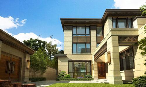大兴360-430平米喜鹊在售总价3000万/套起装修公司成都别墅别墅图片