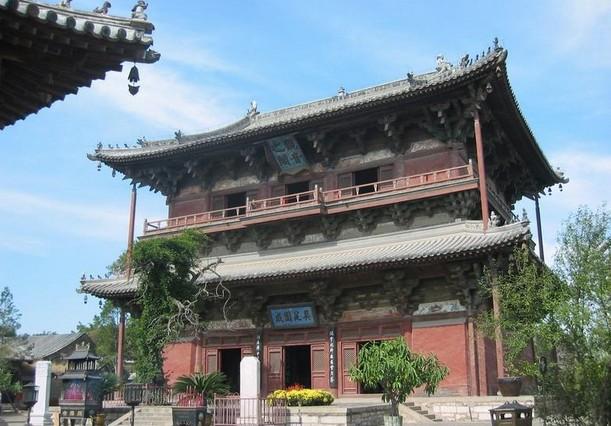中国古代建筑如何抗震? 木结构建筑以柔克刚