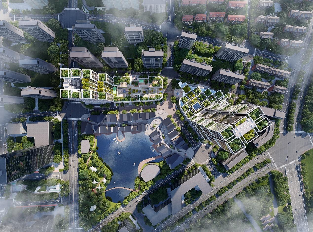 复地明日之城DREAM-X样板间全城公开   凝聚一城之愿,为想象留白中国网地产