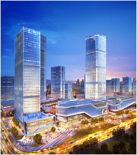 市第五届人大代表渝中联系组到渝北视察 对两江国际商务中心项目情况予以充分肯定中国网地产