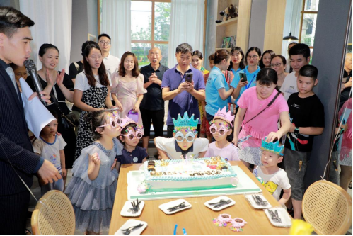 华远社区首个自营Hi友邻共享空间 落地华远·海蓝和光中国网地产
