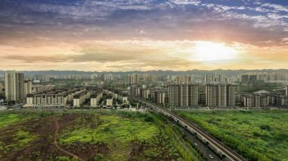 专访丨成渝双城经济圈将建成世界级城市群,西永成关键纽带_中国网地产