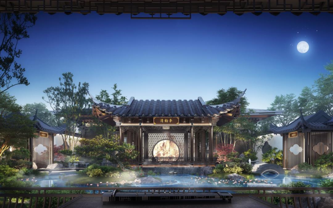 贵阳建发和玺将古典园林搬进社区 _中国网地产