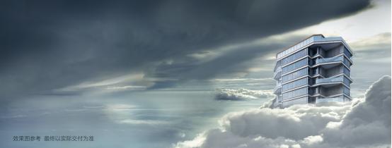 龙湖北岛院馆大平层,遗世独立,阅览云端气象_中国网地产