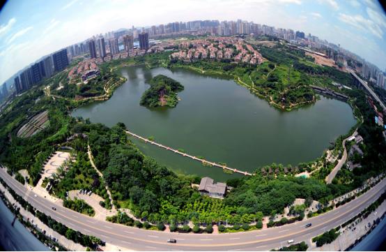 在重庆西区,一个真正读懂人居品质的楼盘不能没有它!_中国网地产