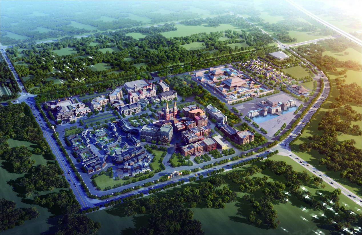 青岛文旅再添新名片,阿朵小镇打造中国文旅小镇标杆_中国网地产