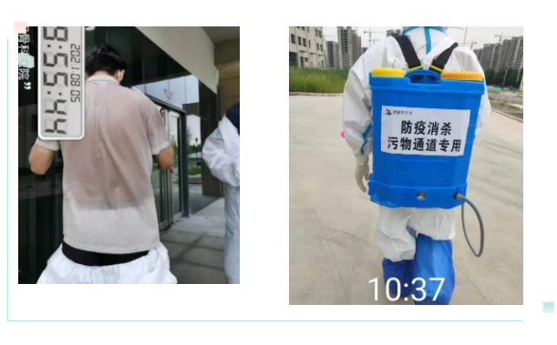 奋战医院一线 康桥悦生活用行动书写使命担当_中国网地产