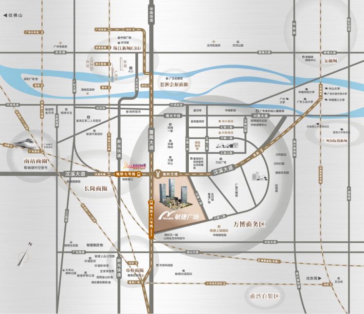 多元业态聚集 将是万博CBD在湾区展现影响力的关键_中国网地产