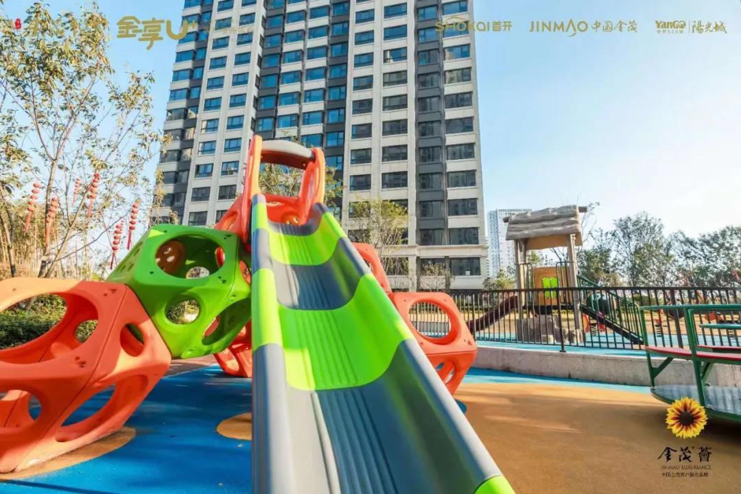 实景图曝光  东城金茂悦Ⅱ期迎来交付_中国网地产